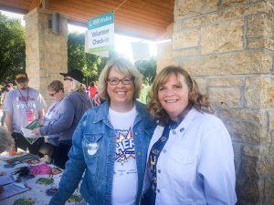 Rhonda and Peggy Huppert of NAMI-Iowa