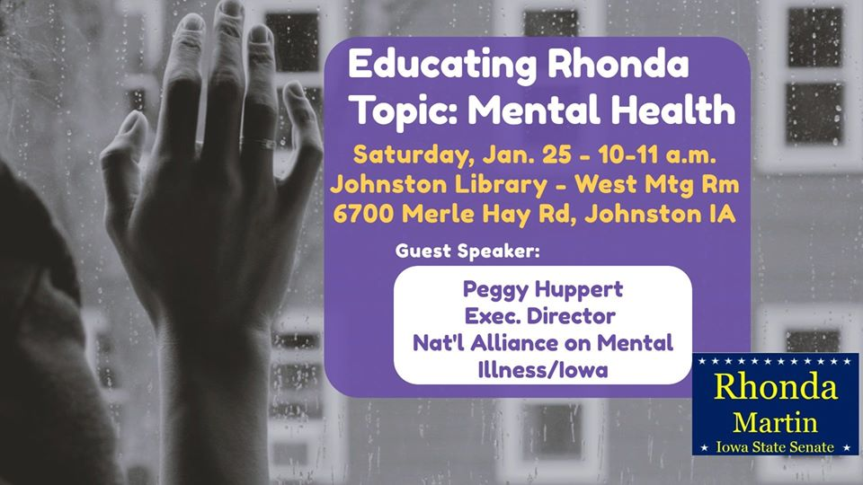 Educating Rhonda - Mental Health