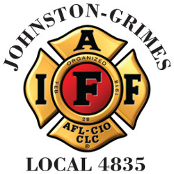 Johnston-Grimes Firefighters, Local 4835