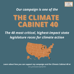 Climate Cabinet 40